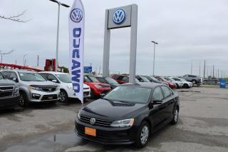 Used 2016 Volkswagen Jetta 1.4 TSI Trendline+ for sale in Whitby, ON