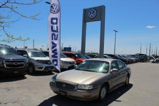 Used 2002 Buick LeSabre Custom  for sale in Whitby, ON