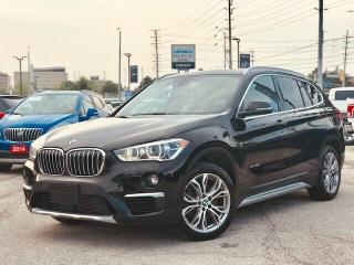 Used 2017 BMW X1 Xdrive28i Navi|Pano Roof|Prem PKG| for sale in Mississauga, ON