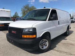 Used 2019 GMC Savana 2500 135 Wheelbase LOW KM|Rear CAM|4.3L|NO Glass| for sale in Mississauga, ON