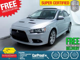 Used 2013 Mitsubishi Lancer for sale in Dartmouth, NS