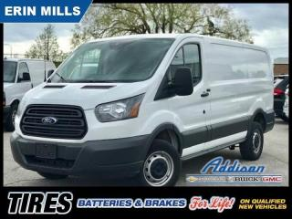 Used 2017 Ford Transit 130 WB - Low Roof - Sliding Pass.Side Cargo for sale in Mississauga, ON