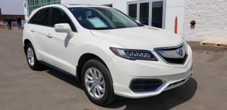 Used 2017 Acura RDX Tech at one owner no accidents for sale in Regina, SK