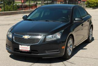Used 2013 Chevrolet Cruze LT Turbo Bluetooth | AUTO | AC | CERTIFIED for sale in Waterloo, ON