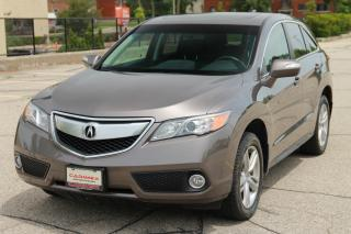 Used 2013 Acura RDX NAVI | Sunroof | CERTIFIED for sale in Waterloo, ON
