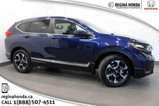 Used 2018 Honda CR-V Touring AWD Touring, Leather, AWD, Full Load! for sale in Regina, SK