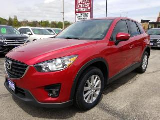 Used 2016 Mazda CX-5 GS NAVIGATION !!  SUNROOF !!  LEATHER !! AWD !! for sale in Cambridge, ON