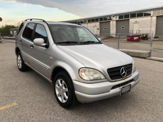 Used 1999 Mercedes-Benz ML430 for sale in Toronto, ON