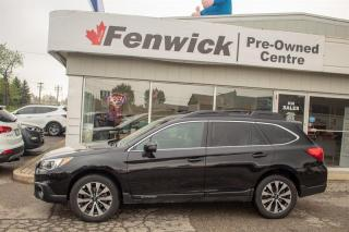 Used 2015 Subaru Outback 3.6R Limited w/ Technology at for sale in Sarnia, ON