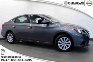 Used 2018 Nissan Sentra 1.8 S CVT ONLY 9000KMS!!! for sale in Regina, SK