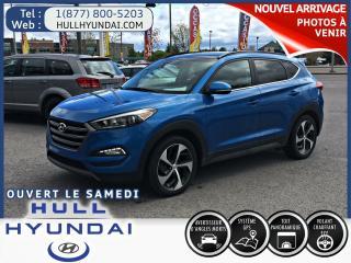 Used 2016 Hyundai Tucson Ltd, 4x4, Gps, Toit for sale in Gatineau, QC