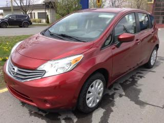 Used 2016 Nissan Versa Note SV for sale in Drummondville, QC
