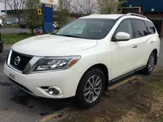 Used 2015 Nissan Pathfinder S for sale in Drummondville, QC