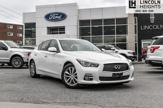Used 2017 Infiniti Q50 3.0t AWD for sale in Ottawa, ON