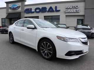 Used 2015 Acura TLX AT SH-AWD w/Technology Package for sale in Ottawa, ON