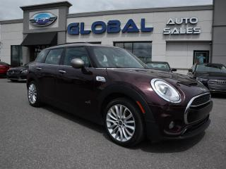 Used 2017 MINI Cooper Clubman Cooper S ALL4 AUTO PANOR ROOF. for sale in Ottawa, ON