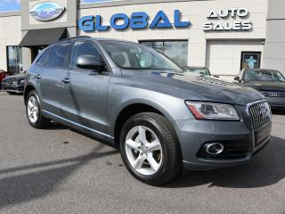 Used 2015 Audi Q5 2.0T KOMFORT  quattro SUPER CLEAN . for sale in Ottawa, ON