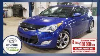 Used 2013 Hyundai Veloster Coupé 3 portes, boîte automatique, avec for sale in Val-David, QC
