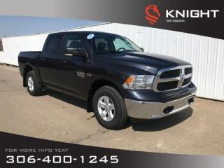 New 2019 RAM 1500 Classic SLT | Remote Start | Backup Camera | Heated Seats for sale in Weyburn, SK