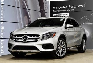 Used 2018 Mercedes-Benz GLA 250 Cert. Awd for sale in Laval, QC
