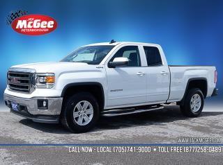 Used 2015 GMC Sierra 1500 SLE $230 Bi-Weekly at 6.99% over 84 months with $1,000 down for sale in Peterborough, ON