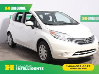 Used 2015 Nissan Versa SV A/C CAM RECUL for sale in St-Léonard, QC