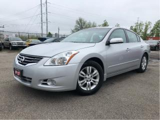 Used 2010 Nissan Altima 2.5 S| Local Trade In |Leather| Sunroof| Super Cle for sale in St Catharines, ON