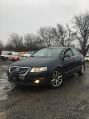 Used 2007 Volkswagen Passat 3.6 for sale in Gloucester, ON