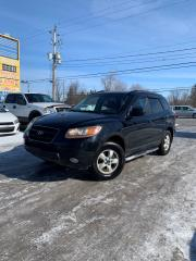 Used 2009 Hyundai Santa Fe LIMITED for sale in Gloucester, ON