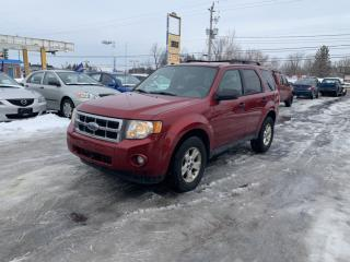 Used 2009 Ford Escape XLT Automatic for sale in Gloucester, ON
