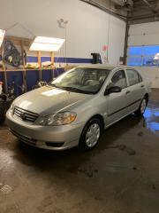 Used 2003 Toyota Corolla CE for sale in Gloucester, ON