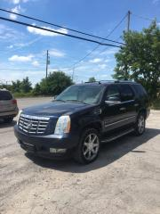 Used 2007 Cadillac Escalade for sale in Gloucester, ON