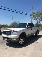 Used 2005 Ford F-150 FX4 for sale in Gloucester, ON