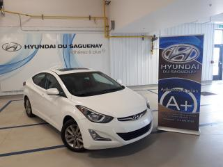 Used 2014 Hyundai Elantra Gls/mags/toit for sale in Jonquière, QC