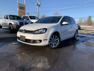 Used 2010 Volkswagen Golf 2.5L Trendline for sale in Gloucester, ON