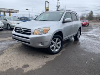 Used 2008 Toyota RAV4 Sport for sale in Gloucester, ON