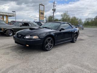 Used 2002 Ford Mustang GT for sale in Gloucester, ON