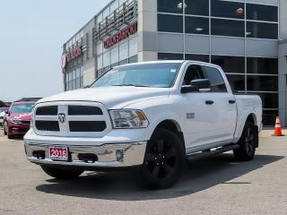 Used 2016 RAM 1500 SLT Crew Cab SWB 4WD for sale in London, ON