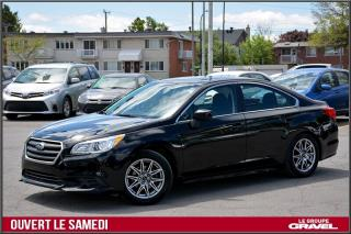Used 2016 Subaru Legacy 2.5i - Cam Recul for sale in St-Léonard, QC