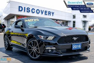 Used 2016 Ford Mustang for sale in Burlington, ON