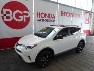 Used 2018 Toyota RAV4 se for sale in St-Georges, QC