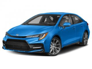 New 2020 Toyota Corolla SE for sale in Moncton, NB