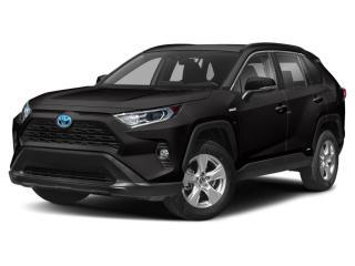 New 2019 Toyota RAV4 Hybrid LE for sale in Moncton, NB