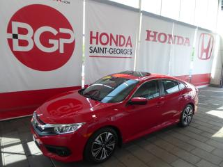 Used 2017 Honda Civic EXT for sale in St-Georges, QC