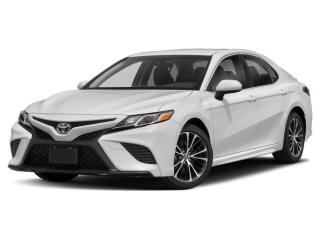 New 2019 Toyota Camry SE for sale in Moncton, NB