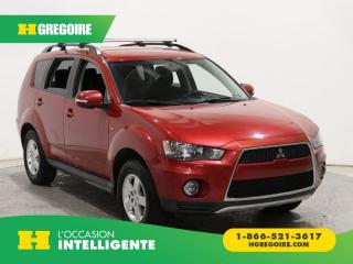 Used 2012 Mitsubishi Outlander Ls Awd 7 Passagers for sale in St-Léonard, QC