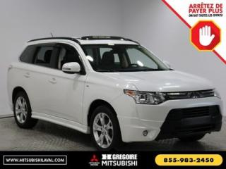 Used 2014 Mitsubishi Outlander GT,CAMERA ,AWD for sale in Laval, QC