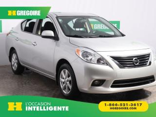 Used 2014 Nissan Versa SL A/C MAGS for sale in St-Léonard, QC