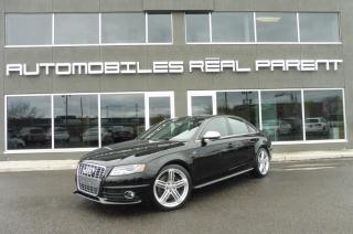 Used 2011 Audi S4 for sale in Québec, QC