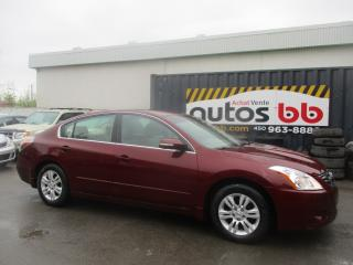 Used 2012 Nissan Altima for sale in Laval, QC